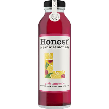 Stilldrink Pink lemonade 33cl Honest