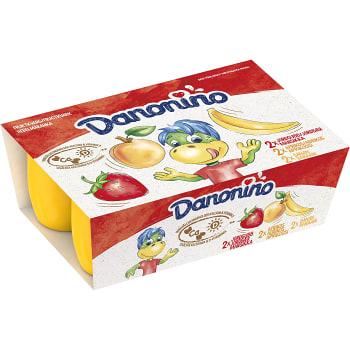 Fruktkvarg Mix 6-p 300g Danonino