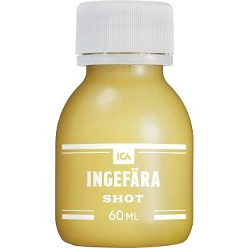 Shot Ingefära 60ml ICA
