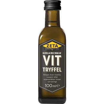 Olivolja Vit tryffel 100ml Zeta