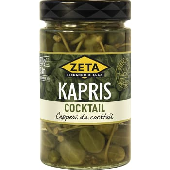 Cocktailkapris 300g Zeta
