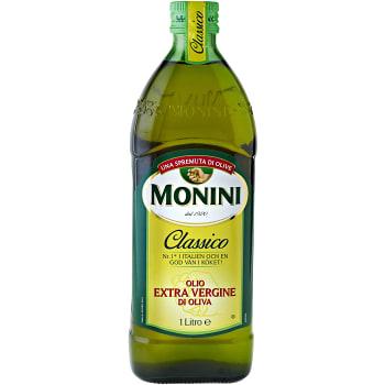 Extra virgin Olivolja Classico 1l Monini