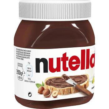Nutella Hasselnöt 350g Ferrero