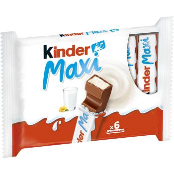 Kinder Maxi 6-p 126g Ferrero