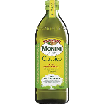 Extra virgin Olivolja Classico 750ml Monini