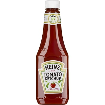 Tomatketchup 570g Heinz