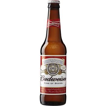 Öl Ljus lager 3,5% 33cl Budweiser