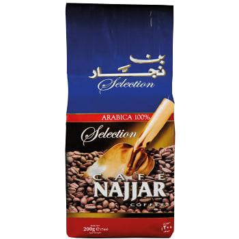 Kokkaffe Selection 200g Najjar
