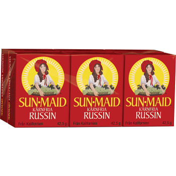 Russin 6-p 255g Sun Maid