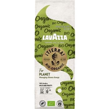 Kaffe Tierra Malet Ekologisk 340g Lavazza