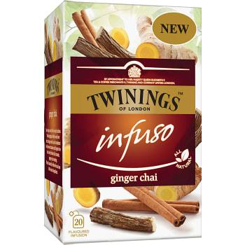 Te Ginger Chai 20-p Twinings