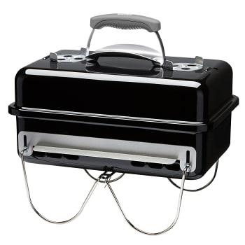 Bärbar grill Go-Anywhere Svart Weber