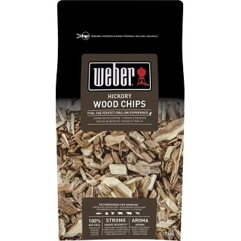 Rökspån Hickory 700g Weber