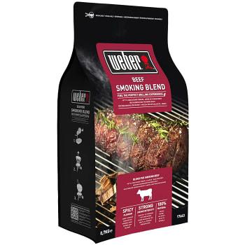 Rökspån Beef 700g Weber