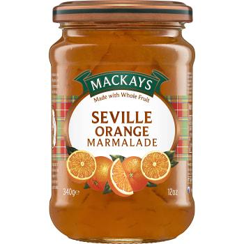 Marmelad Orange Seville 340g Mackays