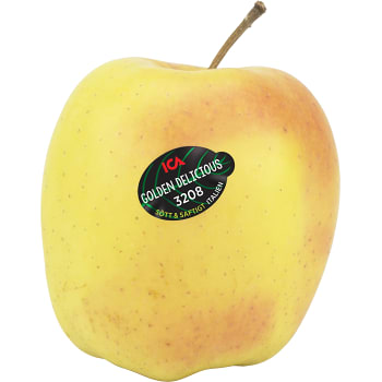 Äpple Golden Delicious ICA ca 220g