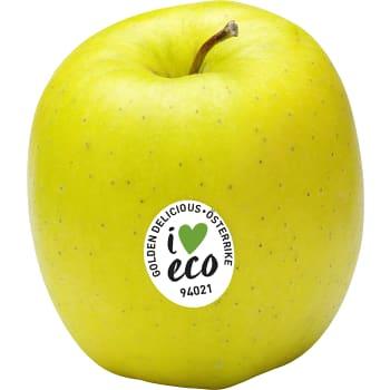 Äpple Golden Ekologisk ca 130g  ICA I love eco