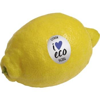 Citron ICA Eko ca 100g