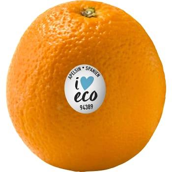Apelsin Ekologisk ca 200g  ICA I love eco