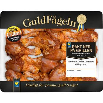 Chicken drumsticks Grillkryddade ca 1,8kg Guldfågeln