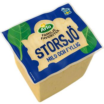 Familjefavortier Storsjö 21% ca 1,2kg Arla