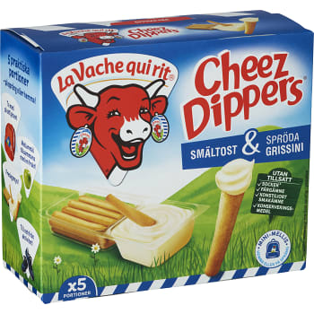 Cheez Dippers 5-p 175g Den Skrattande Kon