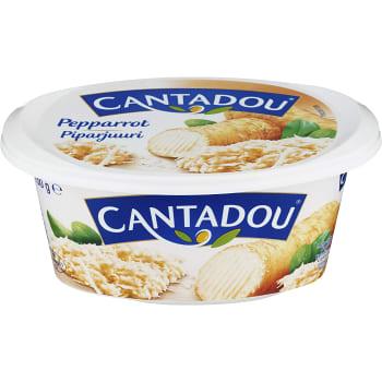Färskost Pepparrot 150g Cantadou