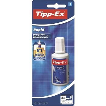 Tipp-ex Korrektur Rapid/f 20ml 1-p