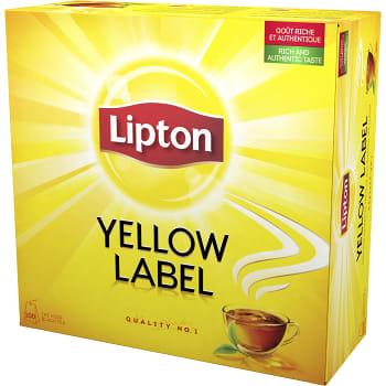 Yellow label te 100-p Lipton