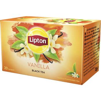 Vanilla tea 20-p Lipton
