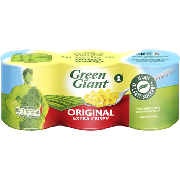 Majs 3-p 480g Green Giant