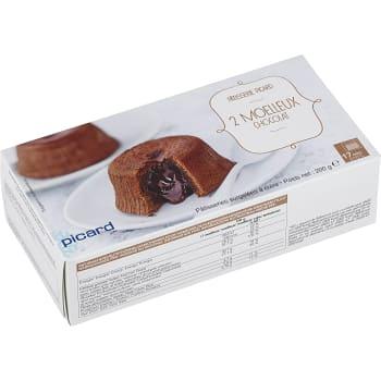Chokladfondant 2-p 200g Picard