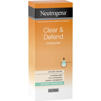 Ansiktskräm Visibly Clear Oil-free 50ml Neutrogena