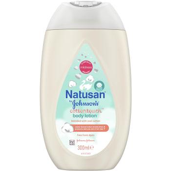 Kroppslotion Cotton touch 300ml Natusan