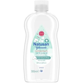 Hårolja Cotton touch 300ml Natusan