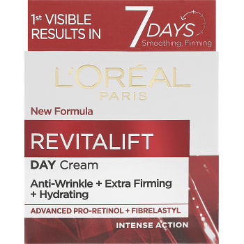 Ansiktskräm Dag Revitalift Anti-wrinkle 50ml L'Oreal