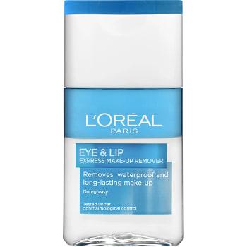 Sminkborttagning Eye & lip 125ml L'Oreal