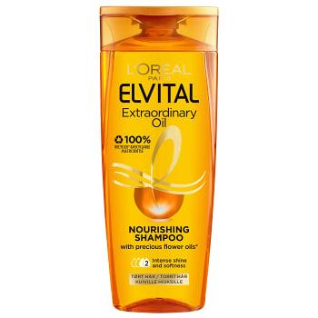 Extraordinary Oil Normalt till torrt hår Schampo 250ml Elvital