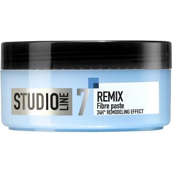 Remix fiber Paste Hårvax 150ml Studio Line