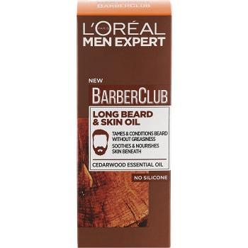 Skägg- och hudolja Barberclub 30ml Men Expert L'Oréal