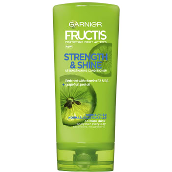 Balsam Strength & shine Normalt hår 200ml Fructis