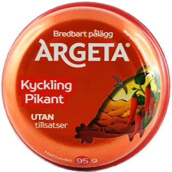 Kycklingpastej Pikant 95g Argeta