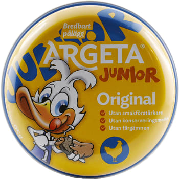 Kycklingpastej Junior Original 95g Argeta