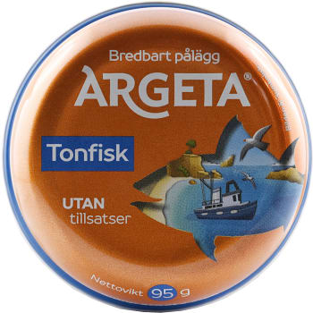 Tonfiskpastej 95g Argeta