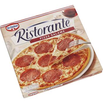 Ristorante pizza Salame Fryst 320g Dr.Oetker
