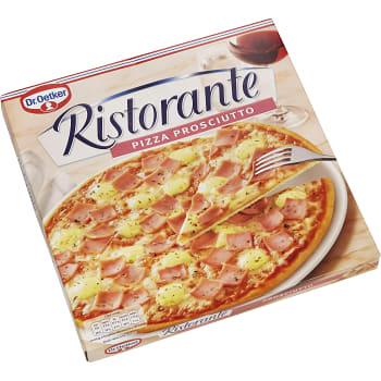 Ristorante pizza Prosciutto Fryst 330g Dr.Oetker