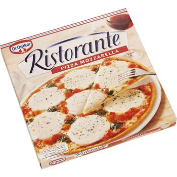 Ristorante pizza Mozzarella Fryst 335g Dr.Oetker