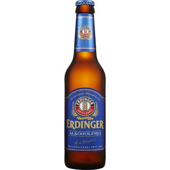 Öl Alkoholfri 33cl Erdinger
