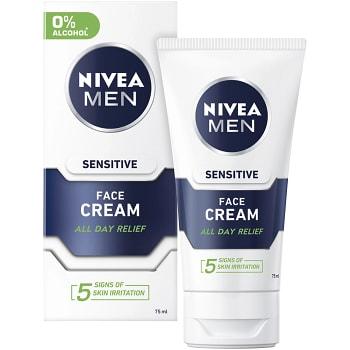 Sensitive face care Ansiktskräm 75ml Nivea Men