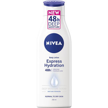 Body lotion 250ml Nivea